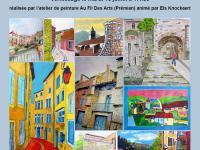 EXPOSITION & QUIZZ ARTISTIQUE