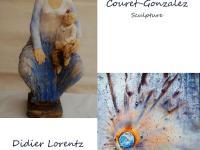 EXPOSITION COURET-GONZALEZ-LORENTZ