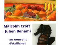 EXPOSITION MALCOM CROFT - JULIEN BONAMI