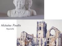 COIN D'ART FABIENNE LAHEURTE / NICHOLAS POULLIS