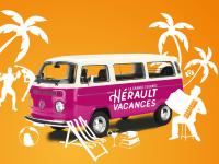 MULTISPORTS : SPORT POUR TOUS À OLARGUES - 13ÈME ÉTAPE DE LA « GRANDE TOURNÉE HÉRAULT VACANCES »