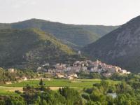 Panorama col de la Vernede